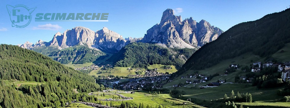 Panorama - Alta Badia - Trentino Alto Adige