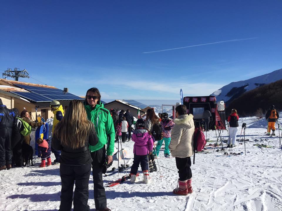 Ski area Pintura di Bolognola - Credits: Bolognolaski