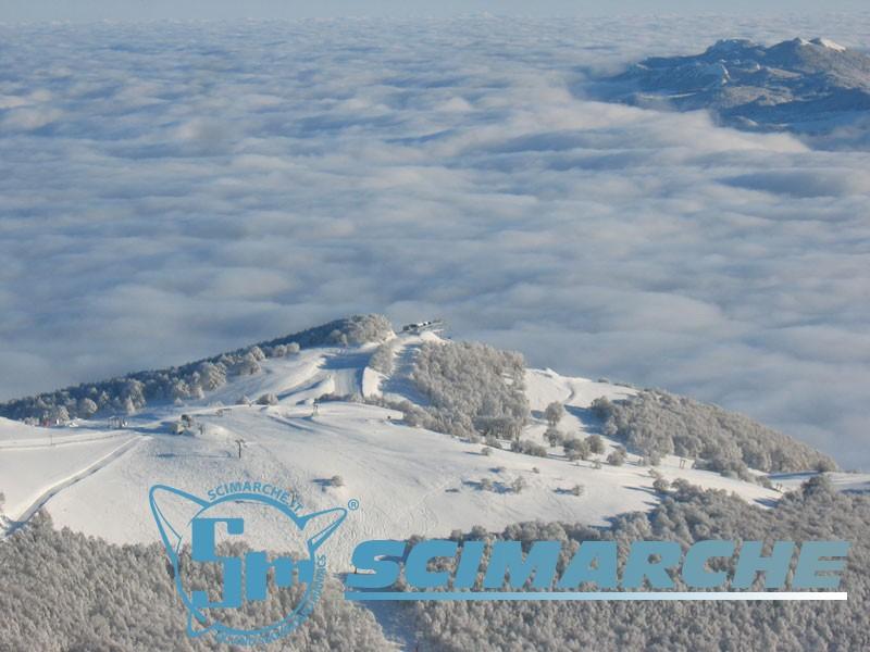 Pizzalto - sciare a Roccaraso - Abruzzo