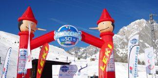 La prima tappa del Pinocchio sugli sci edizione 2017 a Courmayeur