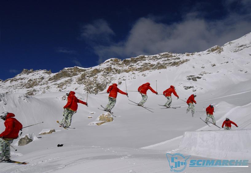 Sciare a Cervinia - Breuil - Valle D'Aosta