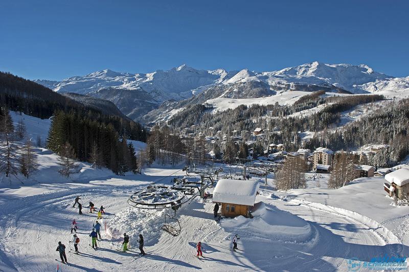 Sciare a Madesimo - Lombardia