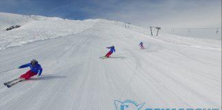 Sciare a Pian Munè - Paesana - Piemonte