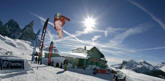 Sciare a San Martino di Castrozza - Passo Rolle - Trentino Alto Adige