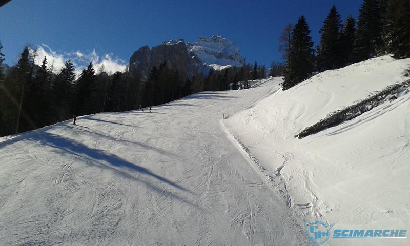 Sciare in Val Comelico - Veneto