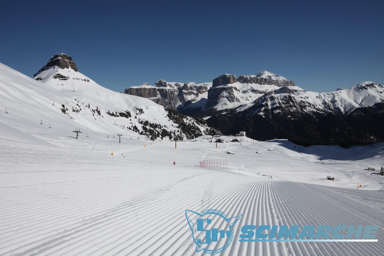 Skiarea Ciampac - Val di Fassa - Trentino Alto Adige