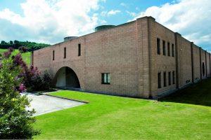 Lo stabilimento della Distilleria Varnelli - Muccia (MC)