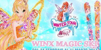 L'evento Winx Magic Ski Tour 2017 sulle montagne del Friuli Venezia Giulia