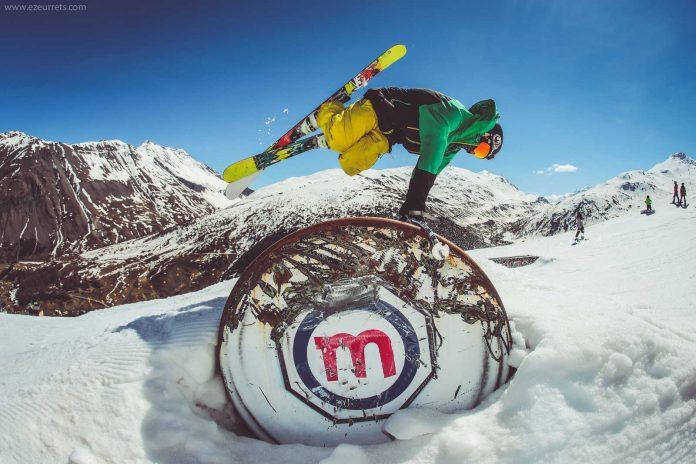 Snowpark - Mottolino - Livigno - Credits Ezeurrets.com