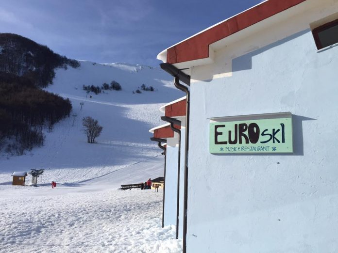 Baita Euroski a Sassotetto