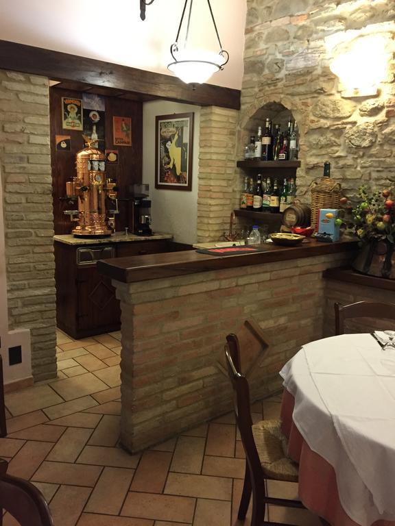 Il bar dell'Hotel Ristorante Il Cavaliere