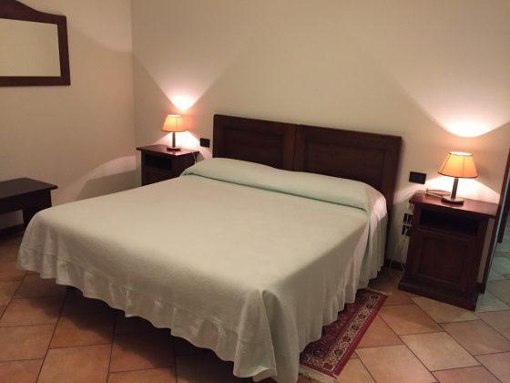 Camera matrimoniale - Hotel Ristorante Il Cavaliere