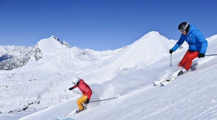 Merano - Alto - Adige - piste da sci - Credits Laurin Moser