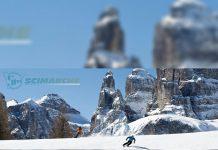 Piste da sci in Alta Badia - Trentino Alto Adige