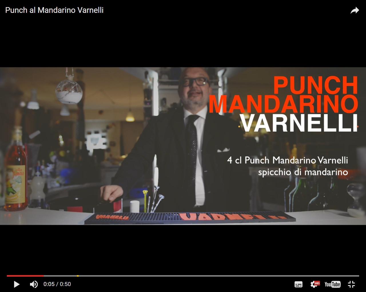 Punch Mandarino Varnelli