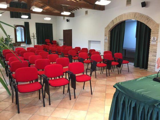 Sala convegni - Hotel Ristorante Il Cavaliere