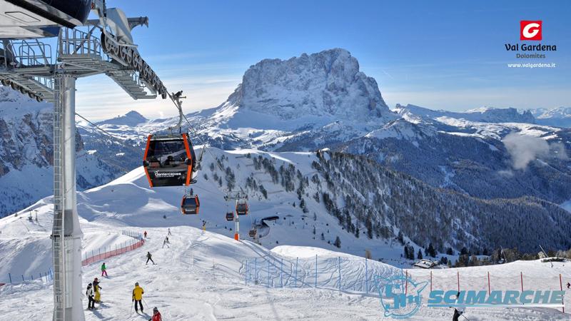 Sciare in Val Gardena - Trentino Alto Adige