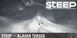 Steep World Tour Tournament, nel gioco L'Alaska sarà una delle prossime località inserite