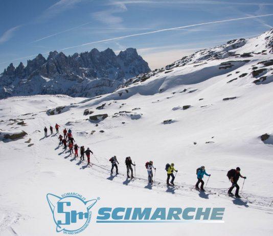 Sciescursionismo: ski different!