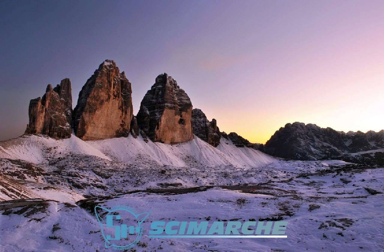 Tre Zinnen Dolomites - Tre cime di Lavaredo - Alto Adige