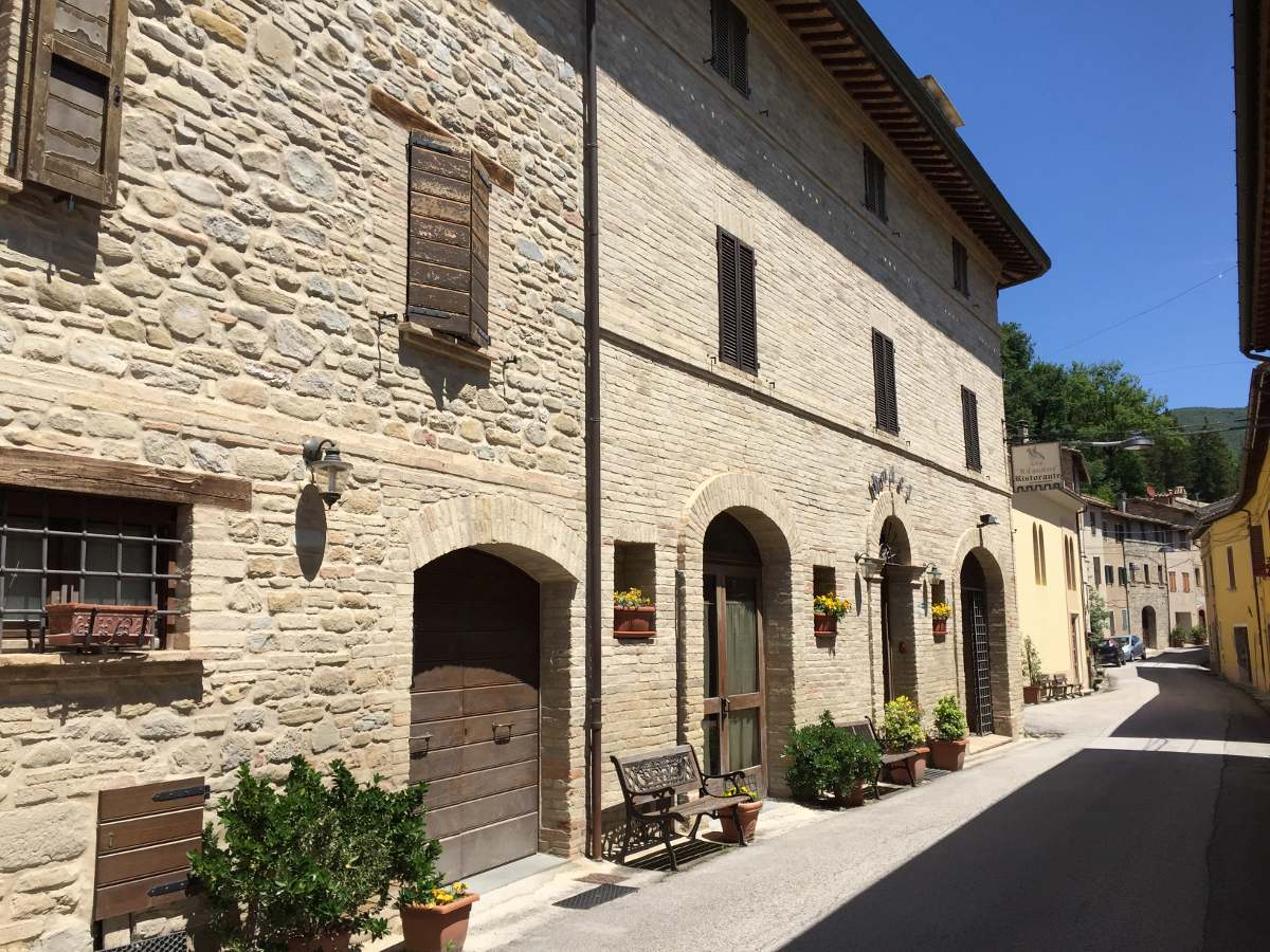 Vista esterna - Hotel Ristorante Il Cavaliere