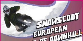 A Campo Imperatore gli European and Italian Masters of Snowscoot 7-8-9 Aprile 2017