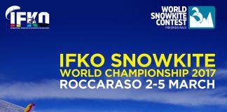 Roccaraso, Ifko Snowkite World Championship 2017