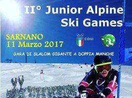 Sabato 11 marzo torna sulle piste da sci della stazione sciistica marchigiana di Sarnano la seconda edizione degli Junior Alpine Ski Games