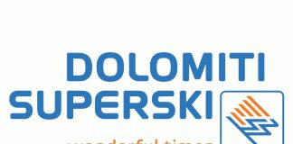 Il logo del Dolomiti Superski