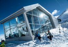 Il rifugio Panorama 3000 Glacier a Pontedilegno-Tonale - Val di Sole - Trentino