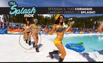 The Splash Ride 2017 - Aprica