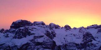 La Trentino Ski Sunrise a Madonna di Campiglio sabato 18 Marzo 2017