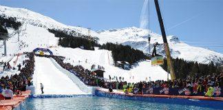 La vasca della Pozza dei Mat di Bormio Ski