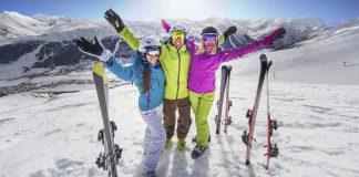 Dove sciare in primavera