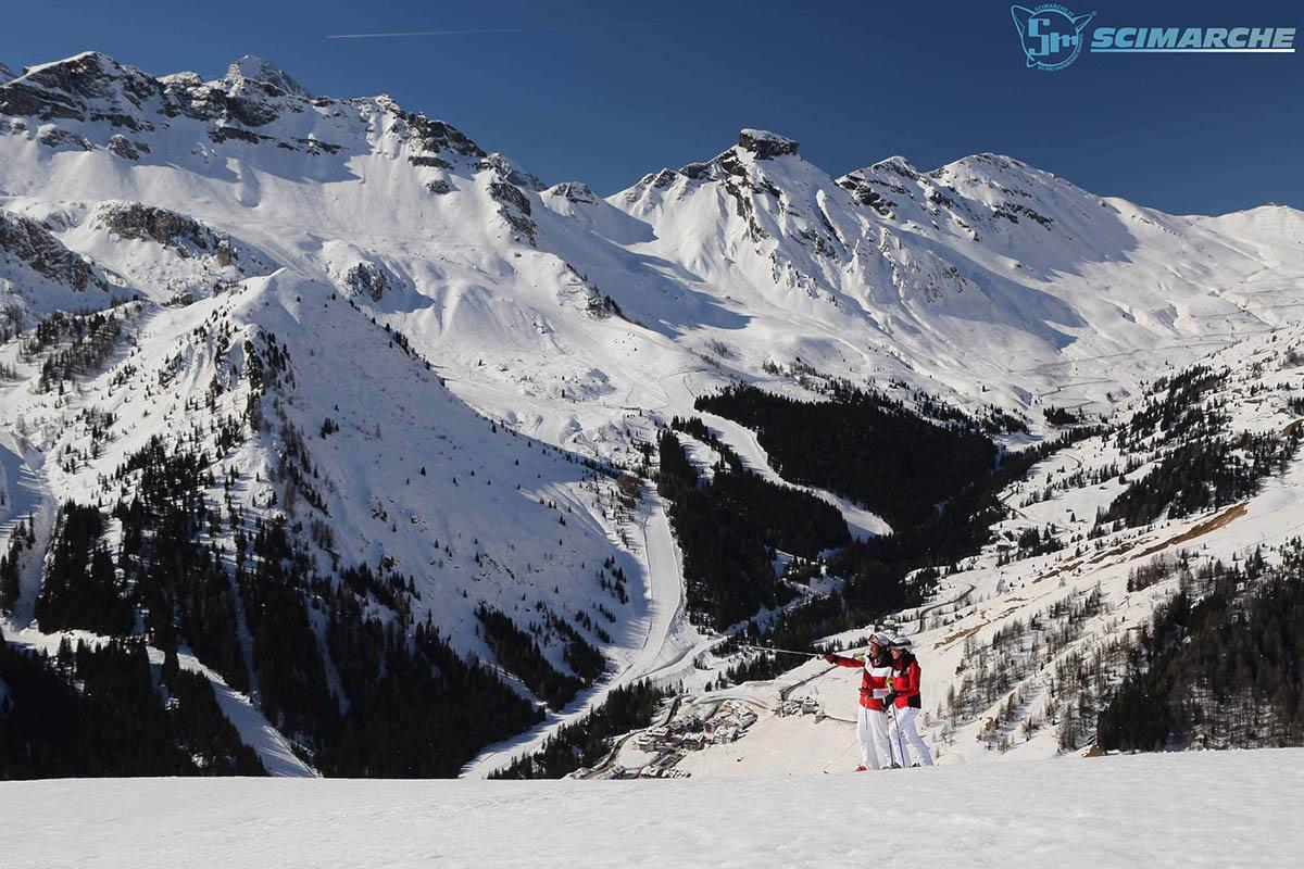 Sciare ad Arabba - Veneto