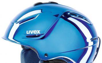 Casco Uvex p1us pro chrome ltd