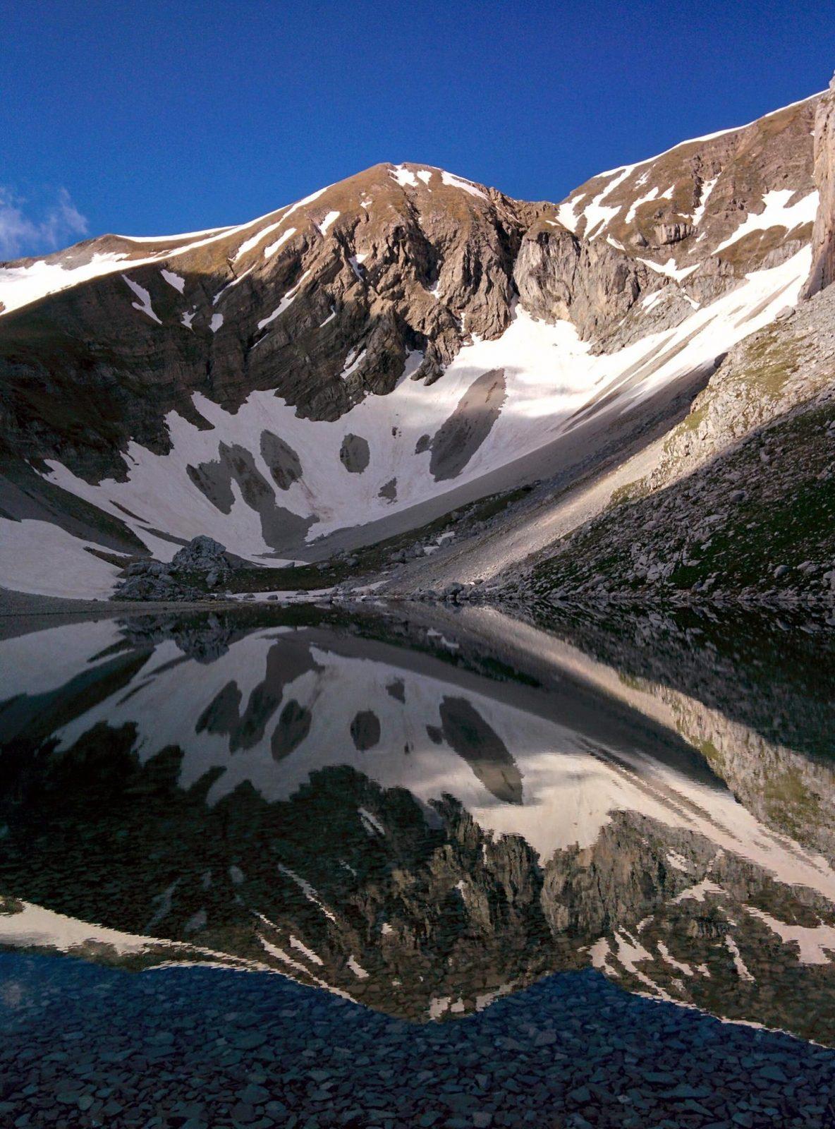 Lago di Pilato - Credits Avventure di Montagna