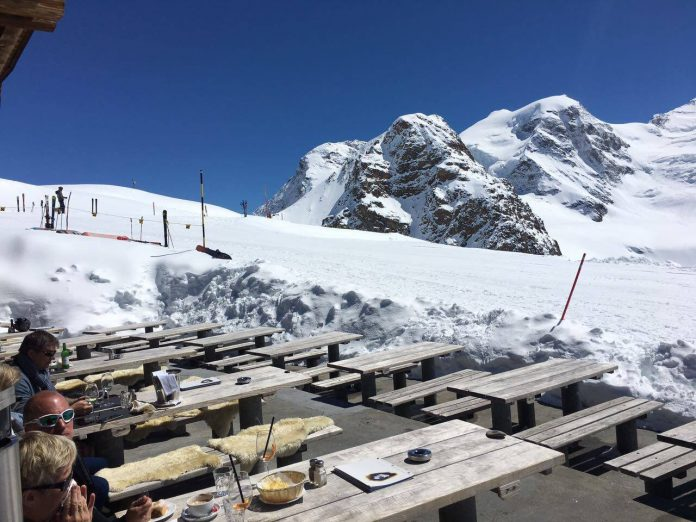 Al Diavolezza in Engadina si scia fino al 21 maggio