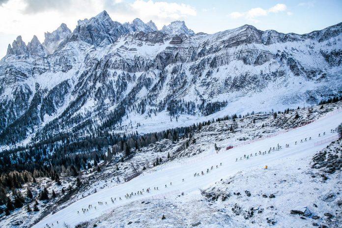La gara di sci alpinismo la Sportiva Epic Ski Tour 2018