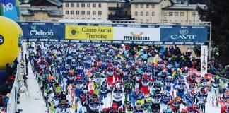 Marcialonga 2018 in Val di Fiemme e Val di Fassa - Trentino