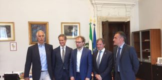 Presentazione piano viabilità Anas per Cortina 2021