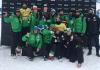 La squadra italiana di snowboardcross