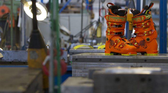 Un'immagine scattata all'interno dello stabilimento dell'azienda Tecnica con sede a Giavera del Montello (TV)