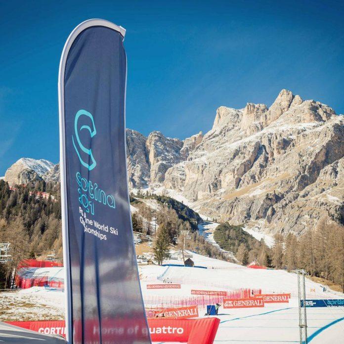 Iniziano i lavori per le nuove piste dei mondiali di sci di Cortina 2021