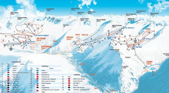 Dove sciare in Val Brembana
