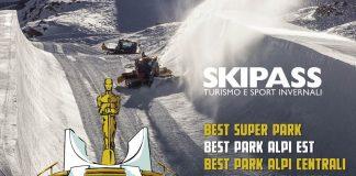 Fiera Skipass 2017, categorie in gara agli Snowpark Awards