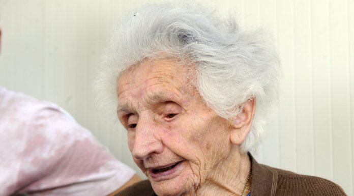 Nonna Peppina - Credits: Cronache Maceratesi