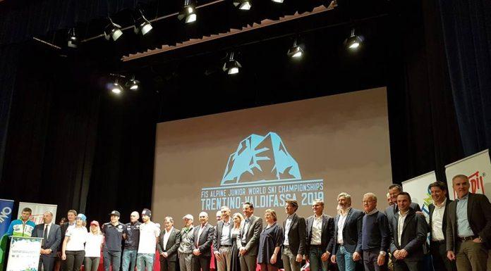 Presentati in Val di Fassa i mondiali di sci juniores 2019