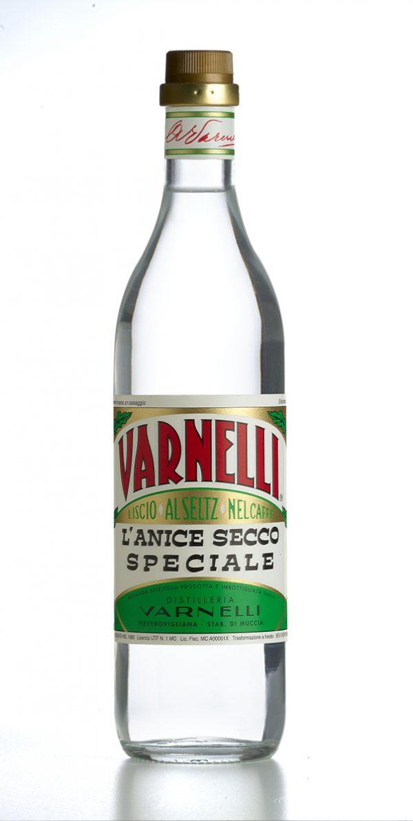 Varnelli 46 gradi, l'Anice Secco Speciale