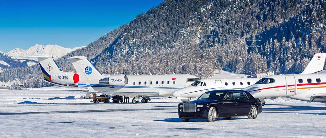 Aeroporto di Sankt Moritz